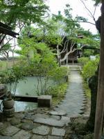 奈良旅行ー新薬師寺庭園