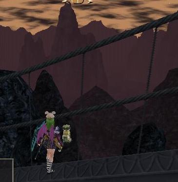 モラタワーにかかる橋3