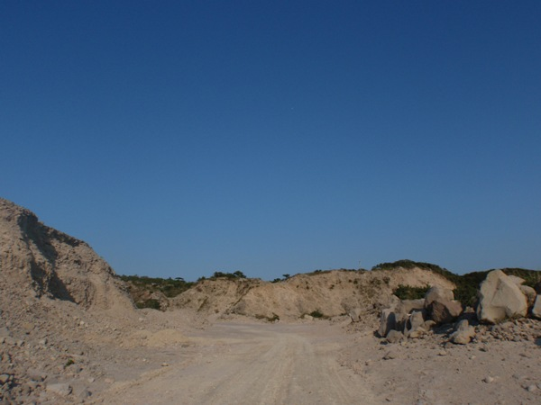 向山採石場2