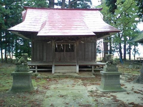 田村山9;住吉神社