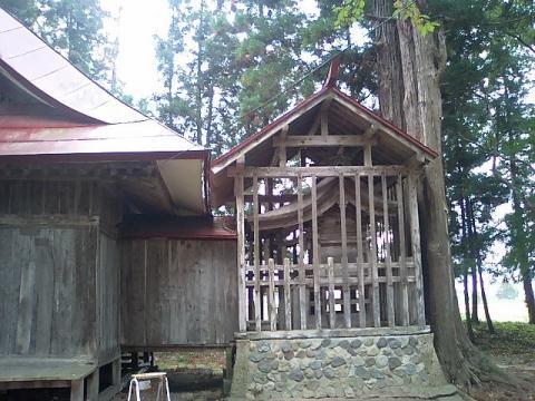 田村山15;住吉神社後ろ