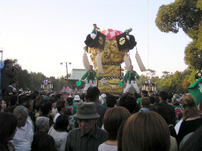 浮島太鼓台
