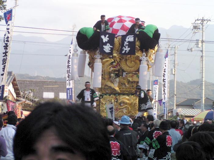 八幡神社奉納かきくらべ