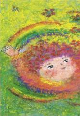 『希望』虹の花web