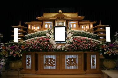 春色花祭壇
