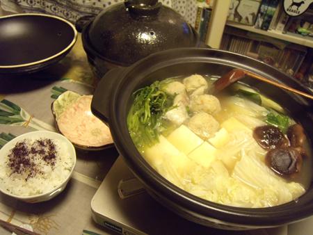 5寄せ鍋定食