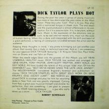 Dick Taylor