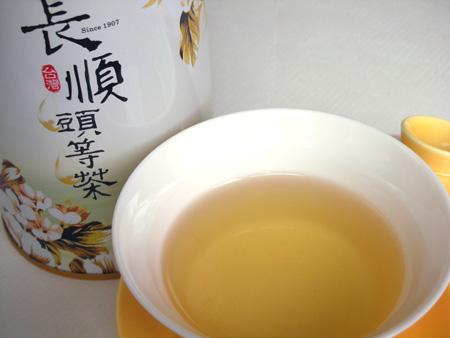 長順頭等茶