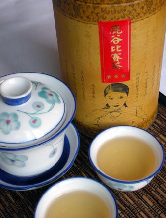 鹿谷比賽茶