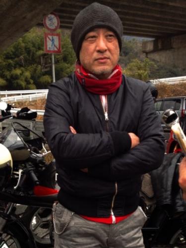 20120115牡蠣ツーリング