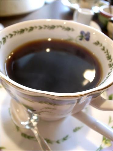 ラ・サンテ コーヒー