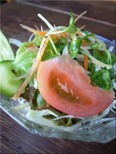 サジロカフェ サラダ