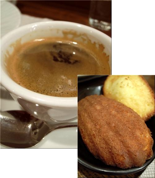 オギノ コーヒー マドレーヌ
