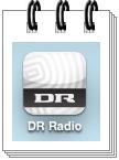 iPhone3GSの感想その59。前回に引続きクラシック聴けるラジオアプリな話。たぶんデンマーク。