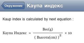 ロシア語で式を表示