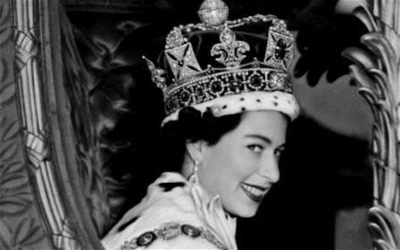 若き エリザベス女王