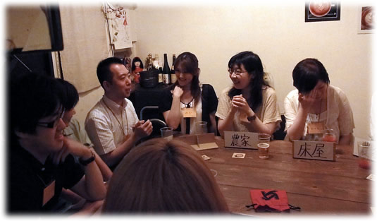 2011-07-14 狼ゲーム会写真