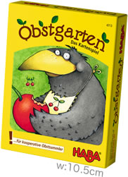 果樹園・カードゲーム:箱