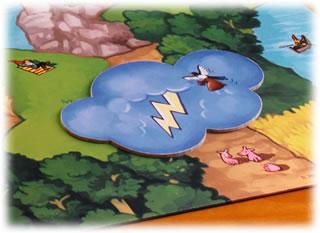 ジャイアントステップ:雷雲