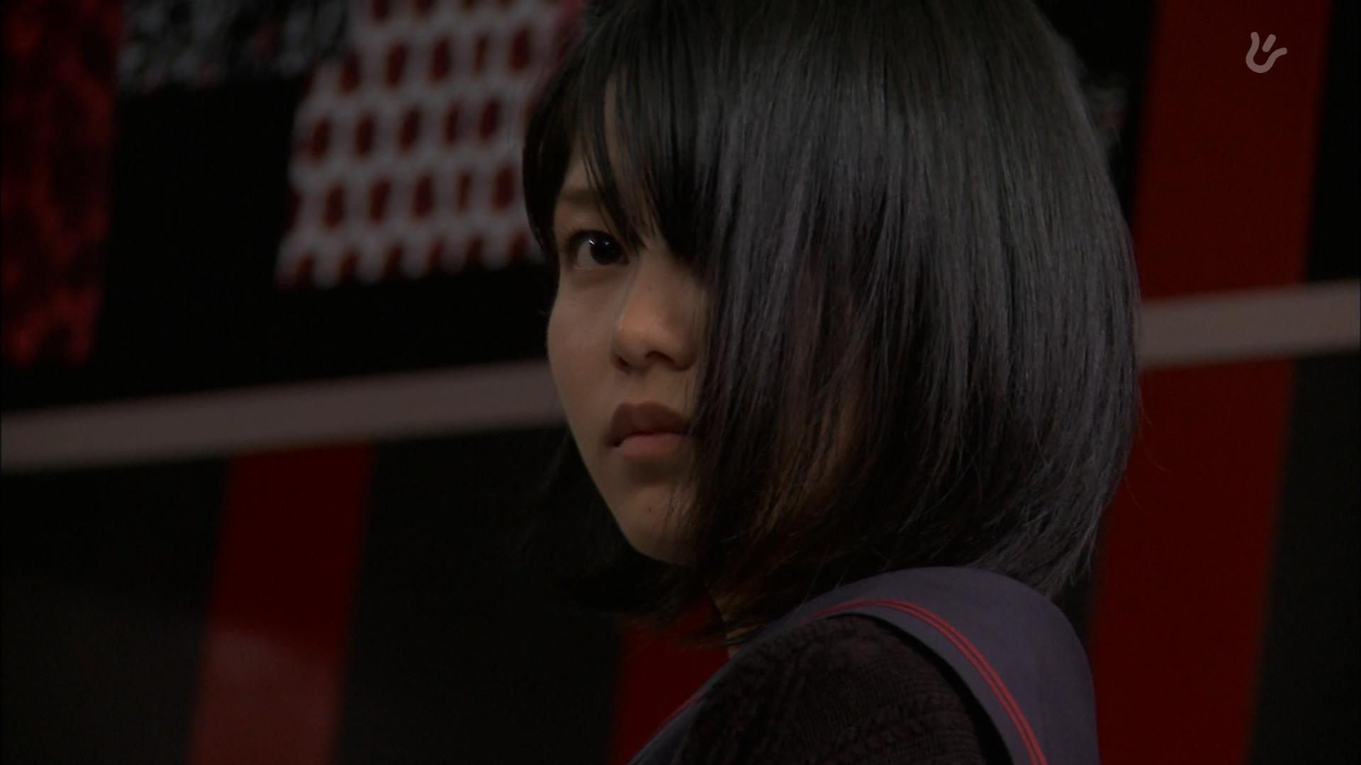 玩具箱 マジすか学園2 01 の横山由依さん 松井珠理奈さん