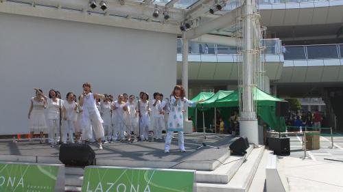 ラゾーナ川崎 2011 8.7 010
