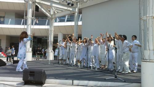 ラゾーナ川崎 2011 8.7 003